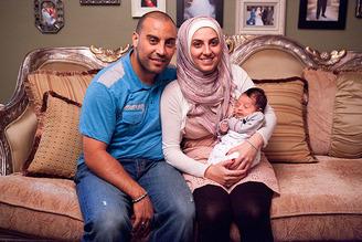 Muslim family 2