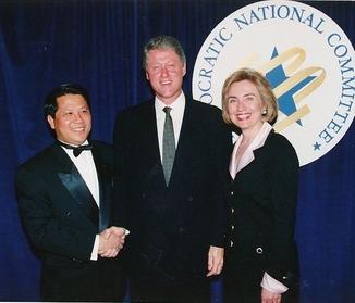 Bill Clinton Ng Lap Seng