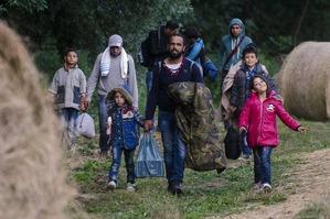Immigrants to EU 1