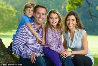 Beau Biden & family 3