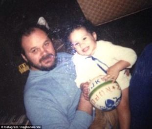 Meghan Markle & Father