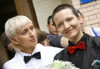 Lesbians in Russia 3