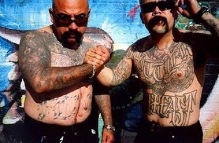 Hispanic Gangs 1