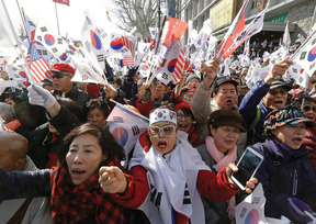 Koreans in Protest 5