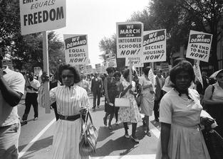 civil rights movement 1