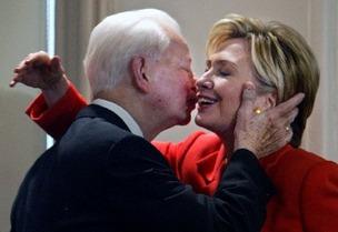 Robert Byrd & Clinton 8