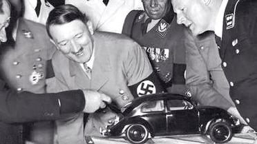 Hitler car Beetle