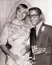 Sammy Davis & May Britt 4