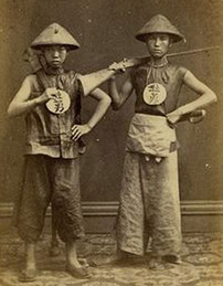 Chinese soldiers 1