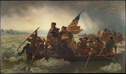 George Washington_Crossing_the_Delaware