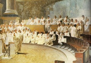 Roman Senate 1