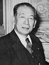 Kanamori Tokujiro 1