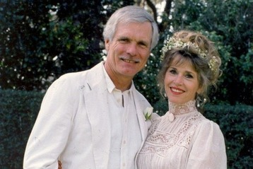 Ted Turner & Jane Fonda 2