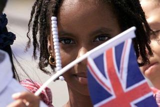 Jamaican in Britain 1