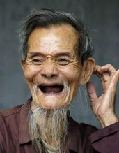 Chinese old man 8