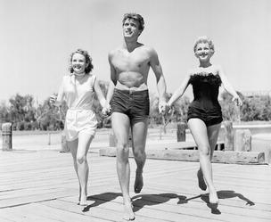 America 1950 Clint Eastwood