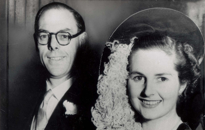 Denis & Margaret Thatcher 1