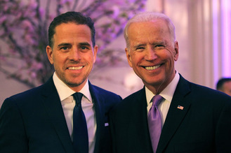 Hunter & Jose Biden 1