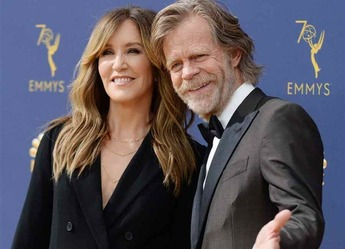Felicity Huffman & William Macy