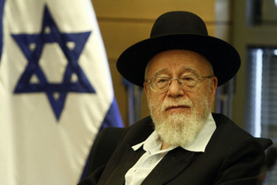 Rabbi Dov Lior 1