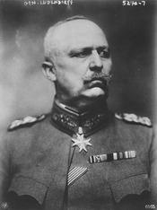 Erich Ludendorff 1