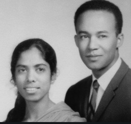 Kamala Harris parents