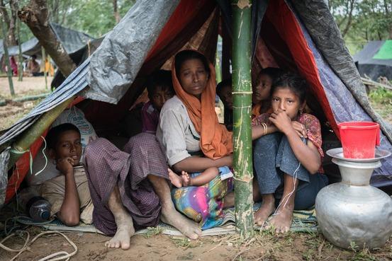 Rohingya refugees 5