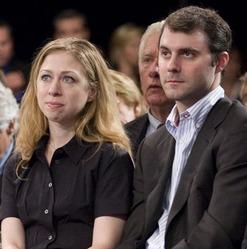 Chelsea Clinton & Marc 3