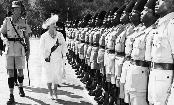 British colonialism in West Africa