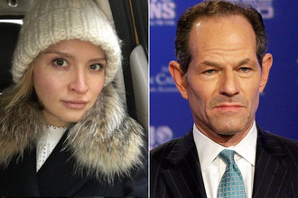 Spitzer & Svetlana Zakharova Travis