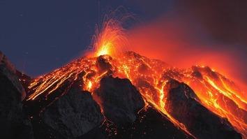Volcano Eruption 4