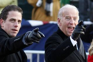 Joe & Hunter Biden 4