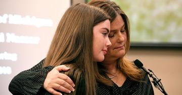 Larry Nassar's victim Emma Ann Miller