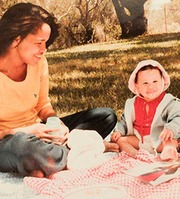 Meghan Merkle & Mom