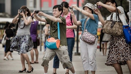 chinese tourists 4