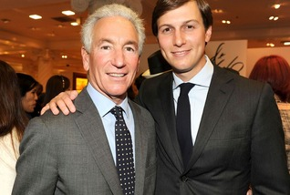 Jared Kushner & father