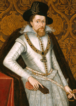 James I King of England
