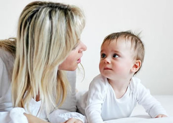 English child & mother 4