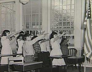 Nazi Salute USA