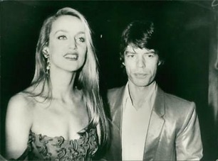 Jerry Hall & Mick Jagger 14