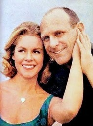 Elizabeth Montgomery & William Asher 2