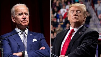 Trump & Biden 111