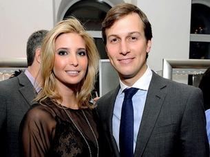 Ivanka Trump & Jared Kushner 1