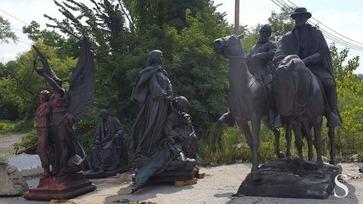 Confederate monuments 2