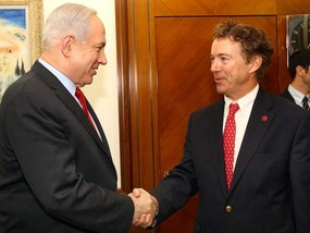 Rand Paul in Israel 2