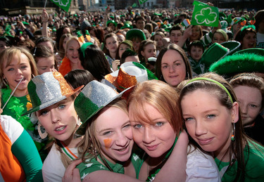 Irish people 1