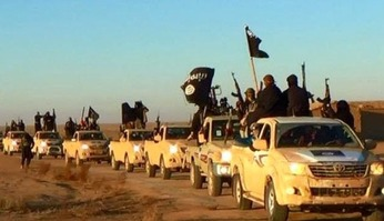 ISIS invasion 1