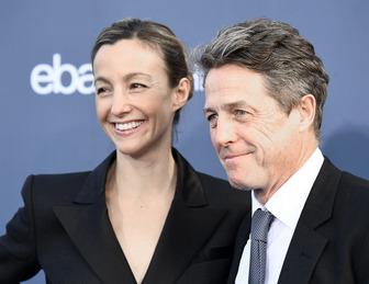 Hugh Grant & Anna-Eberstein 2