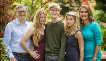 Bill Gates family 2