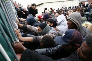 Migrants in France 2